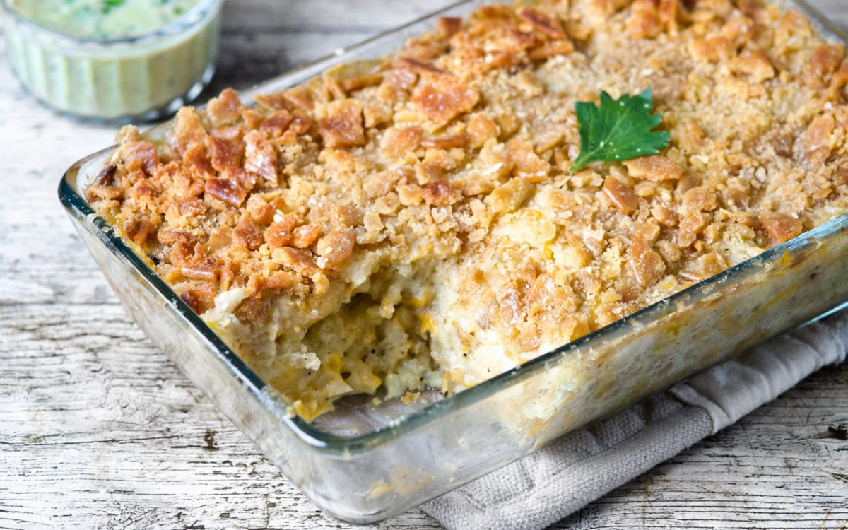15 Yummy Dairy-Free Potato Casseroles and Bakes!