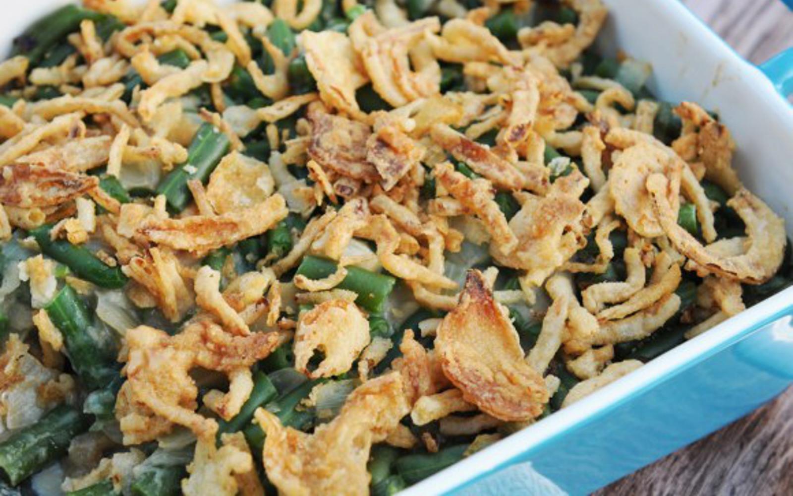 green bean casserole b