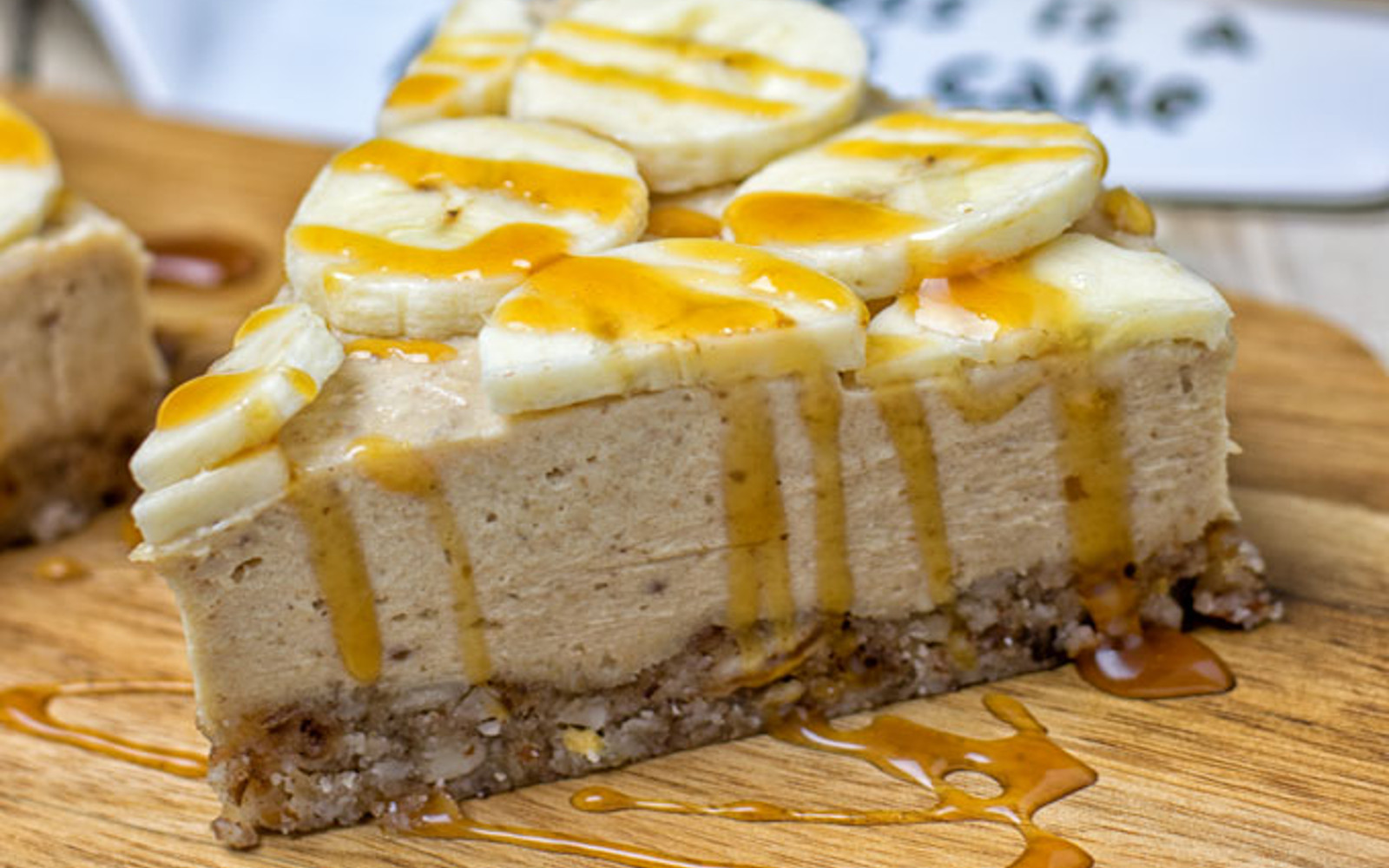 Lemon Banana Cashew Cream Pie b
