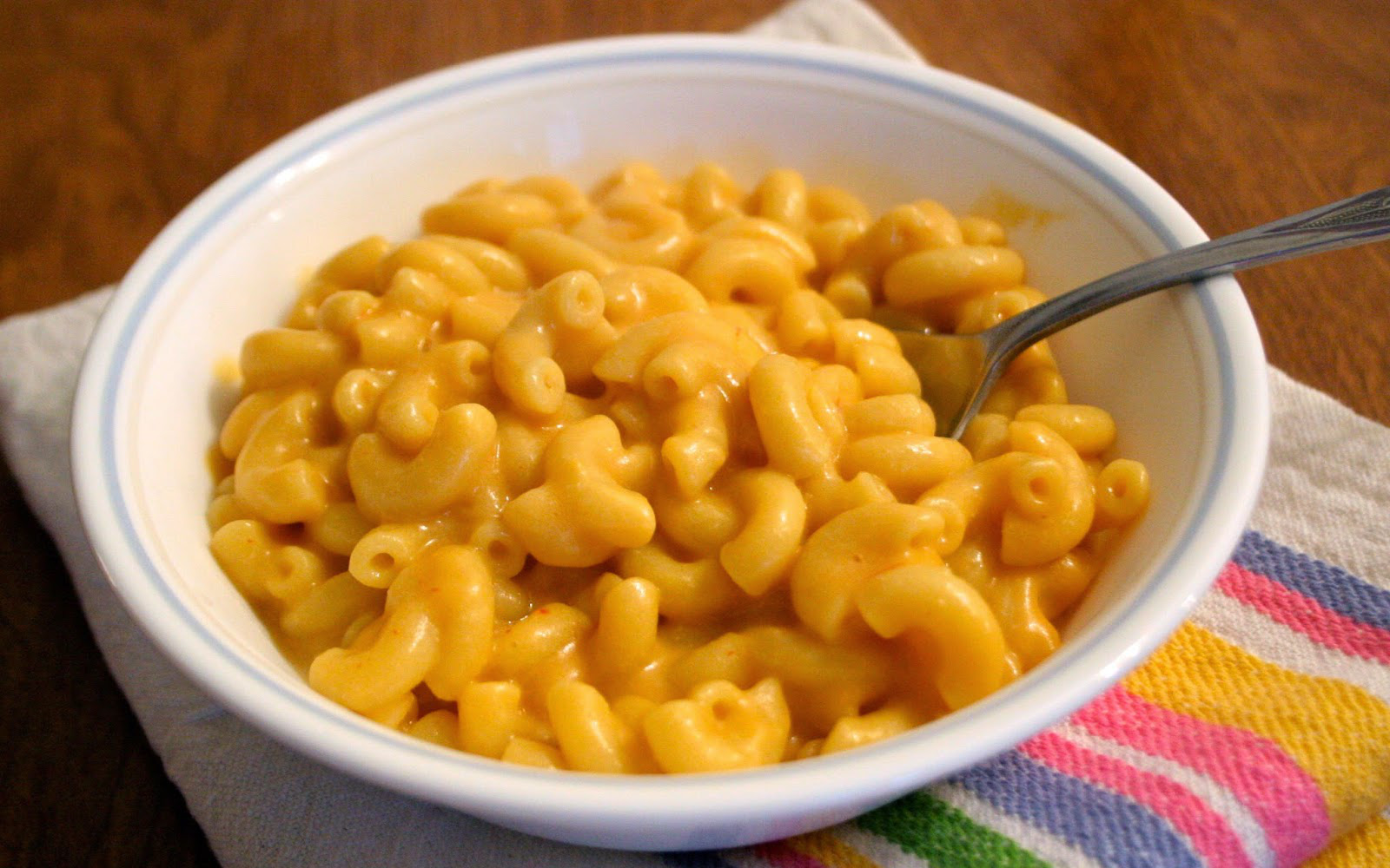 Easy Mac and Not-Cheese