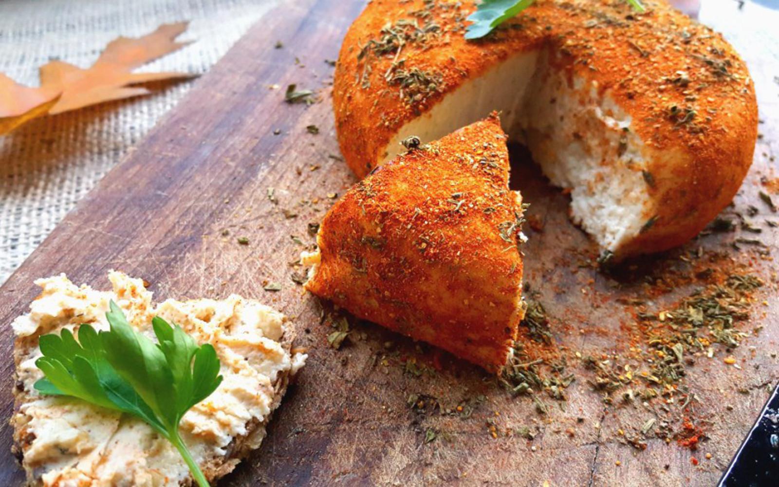 Raw Cashew Cheese