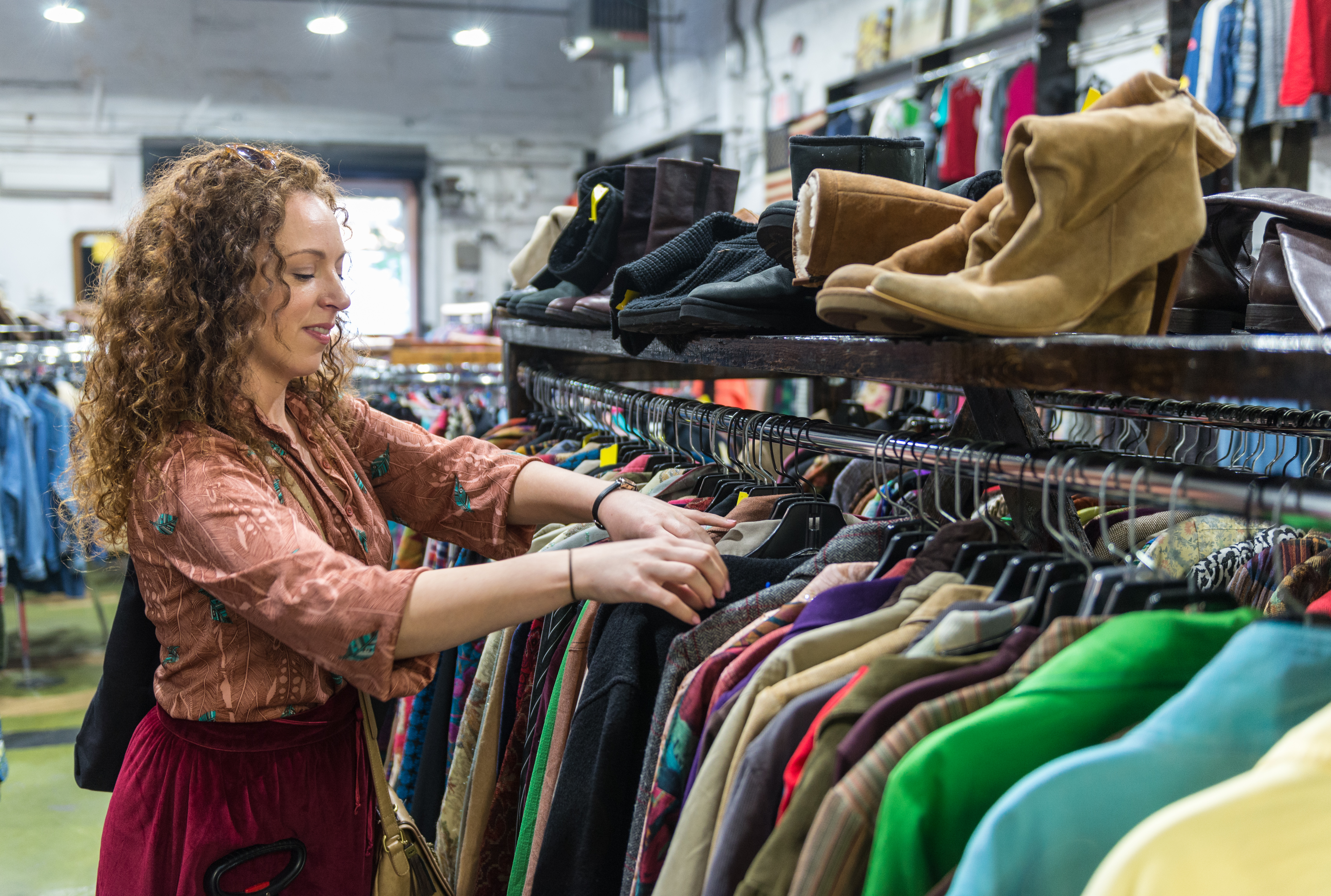 9 Reasons Thrift Shopping Helps The Planet and Your Cool ...