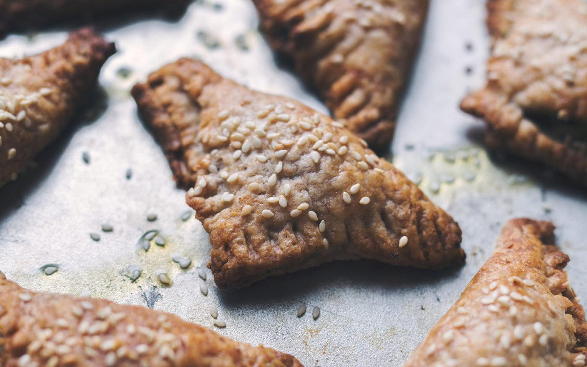 Spinach and Ricotta Puff Pastry Triangles 2
