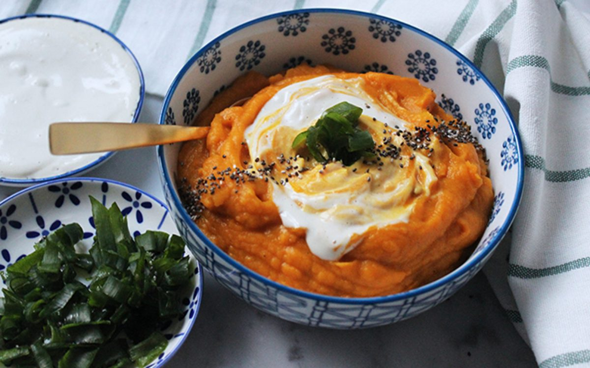 15 Vegan Seasonal Mashed Vegetable Recipes for Your Thanksgiving Table