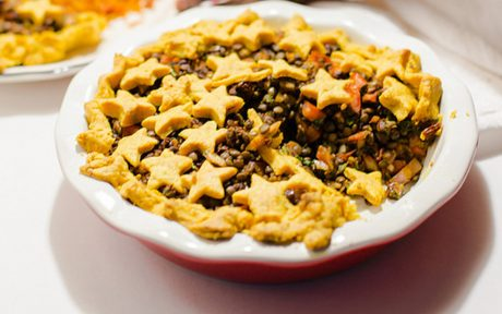 Savory Lentil Pie