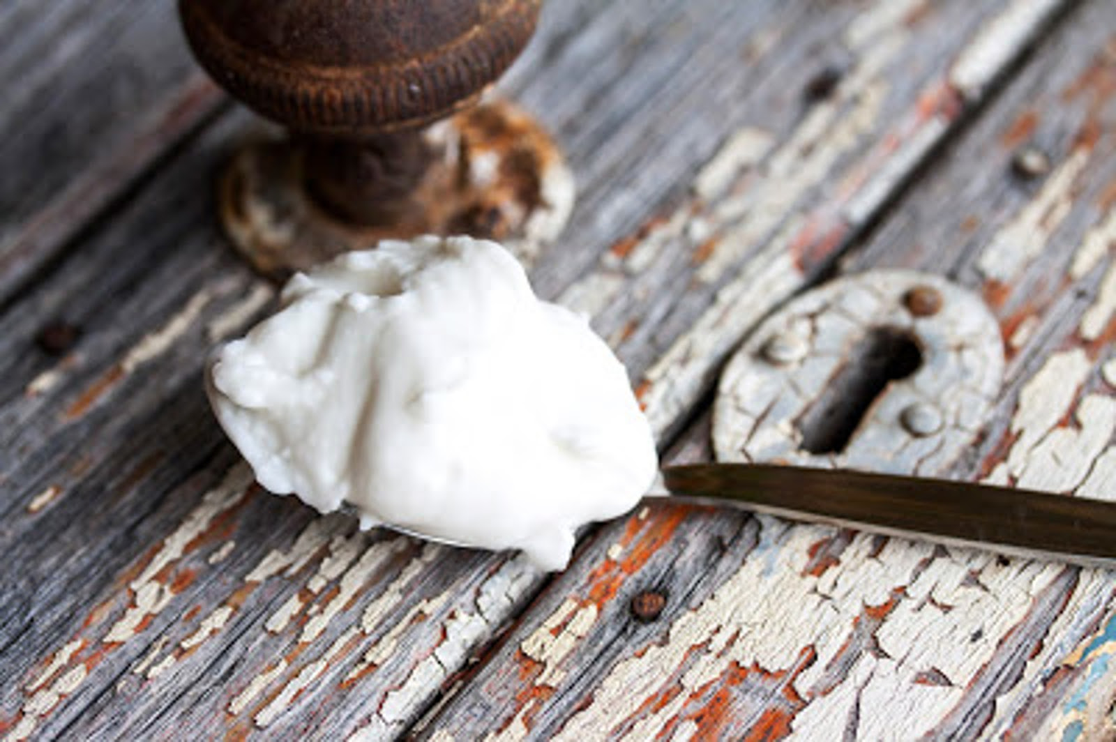 Homemade Coconut Greek Yogurt