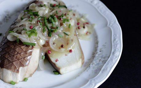 Eggplant Fishless Filets