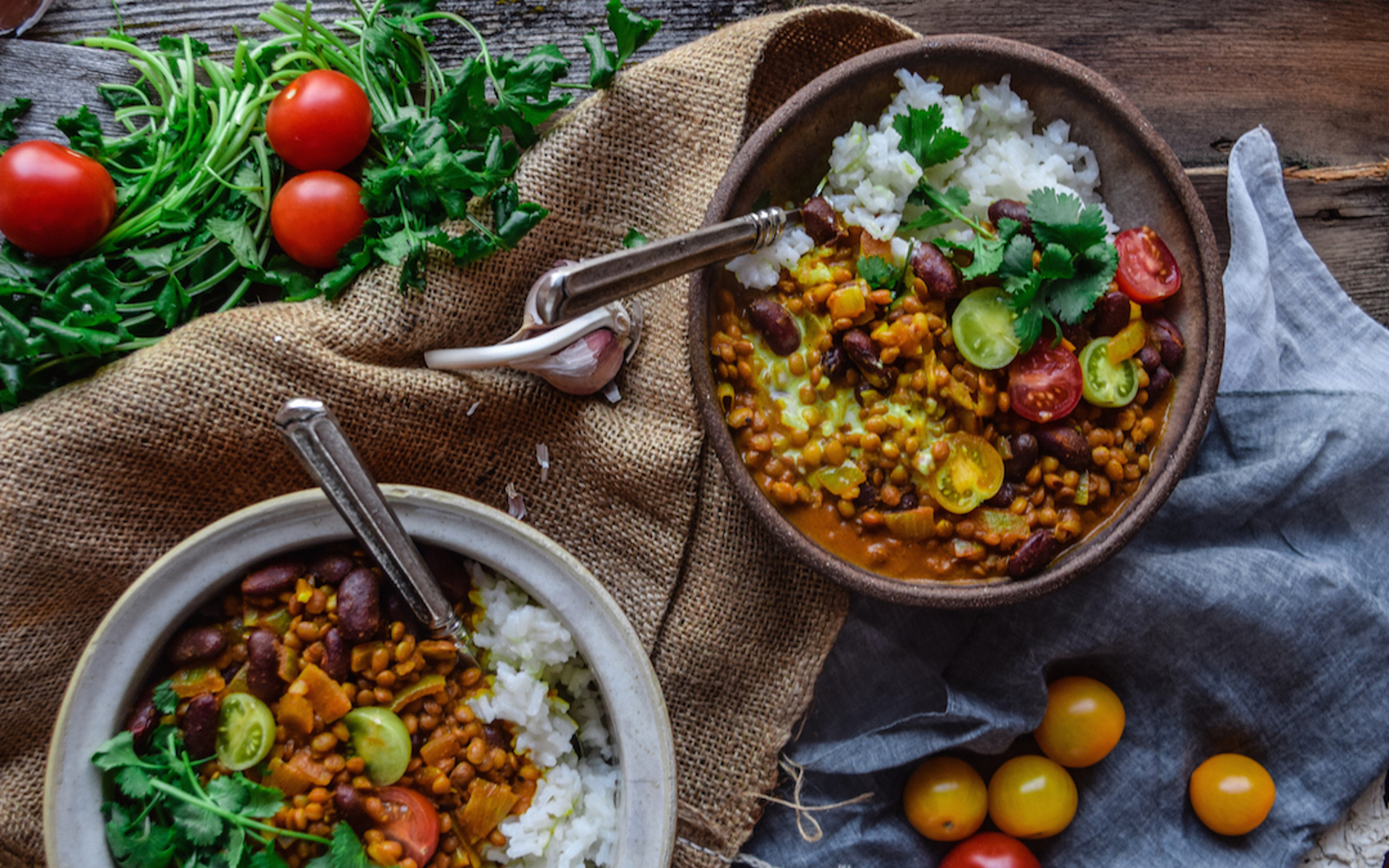 Kidney Bean And Lentil Curry Vegan Gluten Free One Green Planet