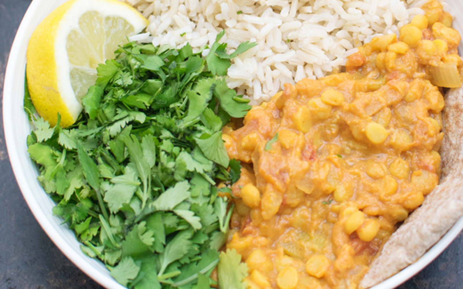 One-Pot Split Pea Curry