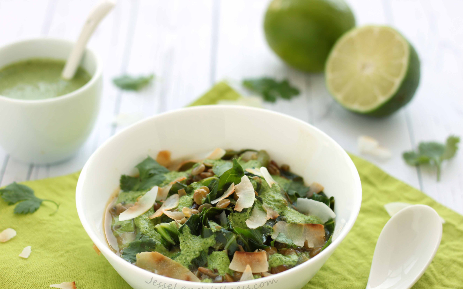 Thai Green Detox Soup