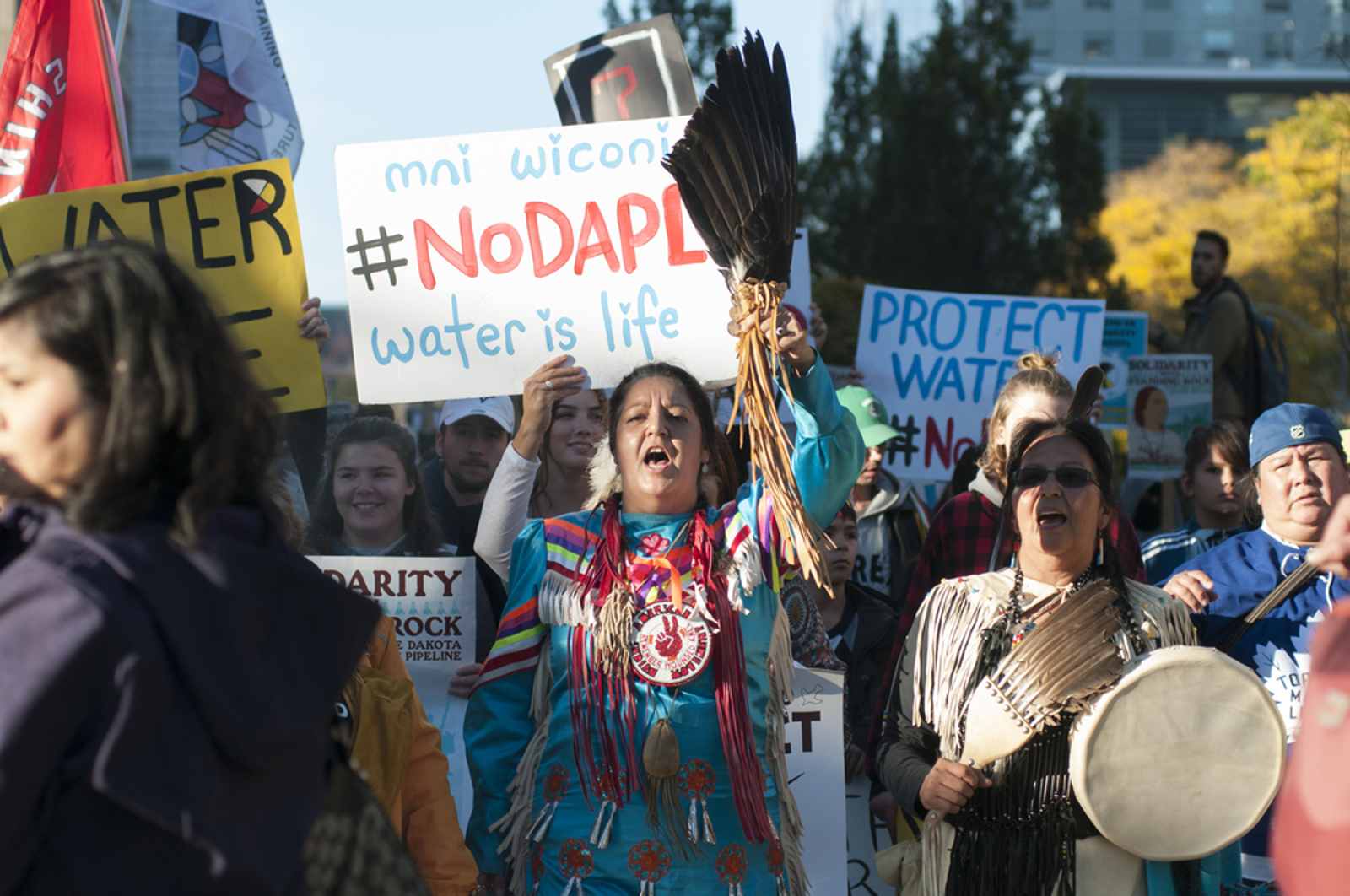Why We Can't Stop Standing With Standing Rock Now