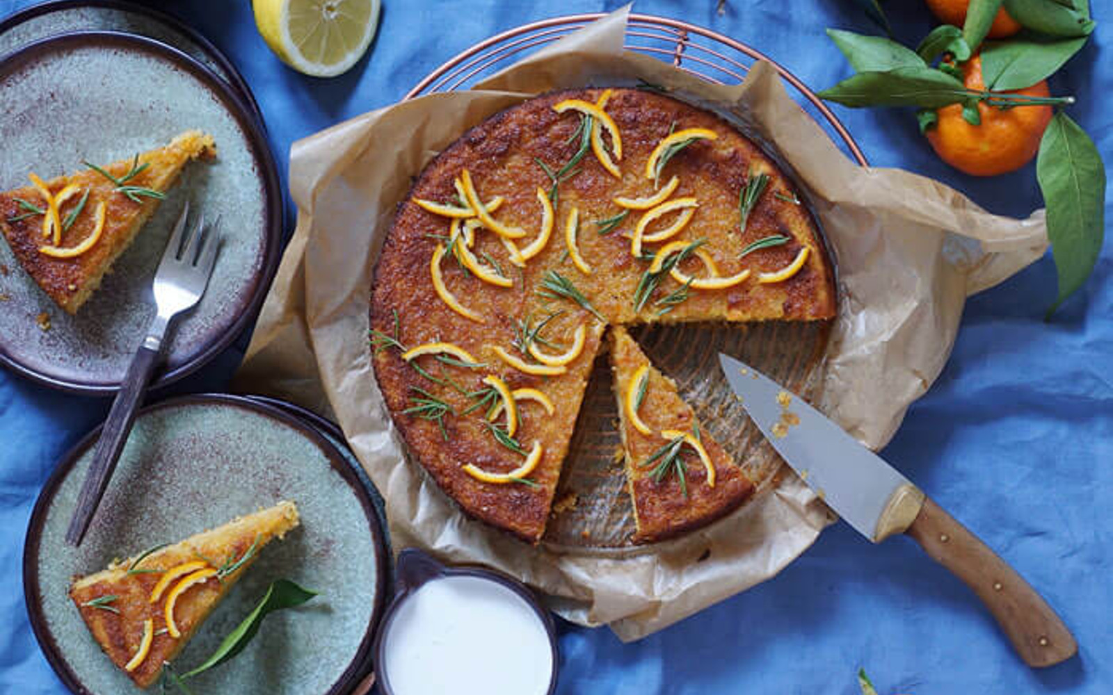 Darling-Clementine Cake