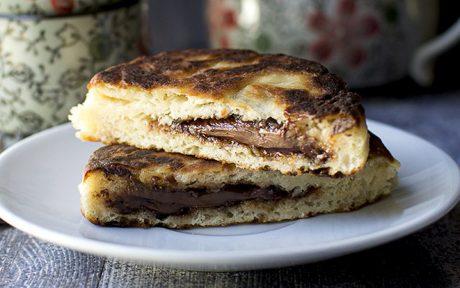 Hotteok: Korean Pancakes