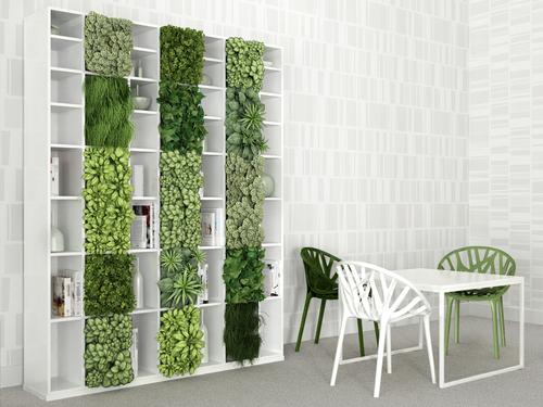 vertical garden shelf shutterstock_491160757