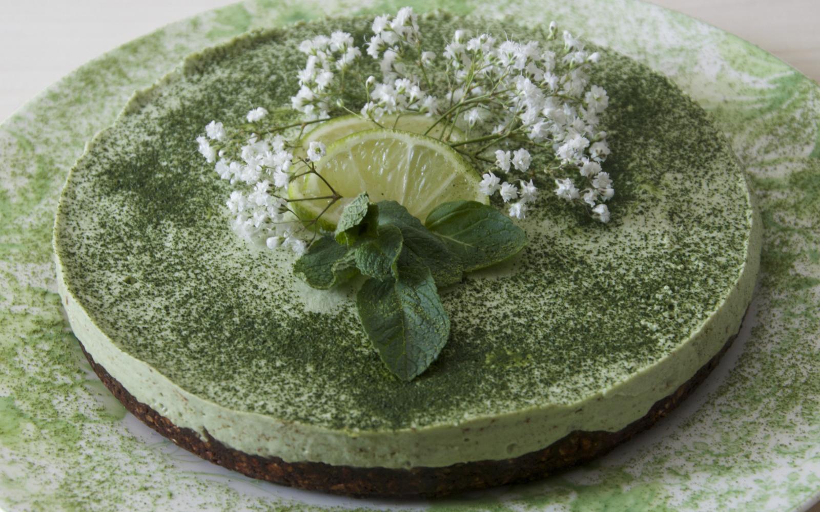 Cool Mint Cake