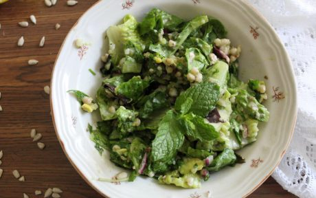 Buckwheat and Avocado Tabbouleh