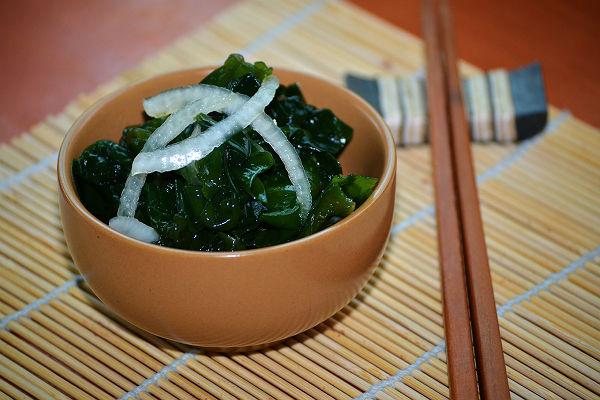 Easy Seaweed Salad
