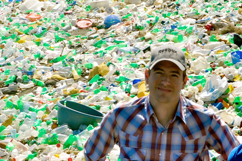 Be Inspired By These 5 People Who Have Found a Productive Way to Repurpose Plastic Waste!