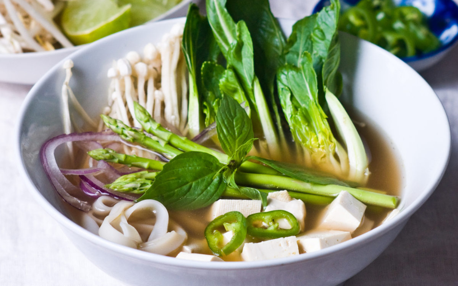 Simple Aromatic Pho
