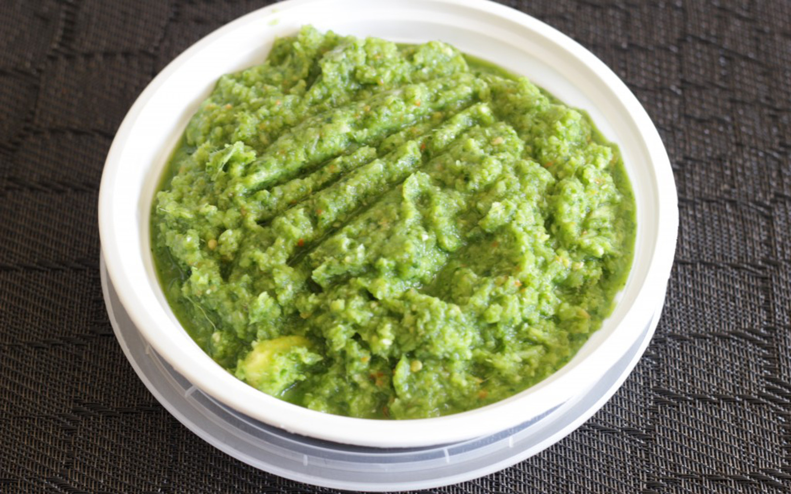 Caribbean Green Seasoning Paste