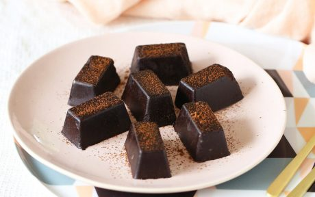 5-Ingredient Chocolate Fudge in 5-Minutes