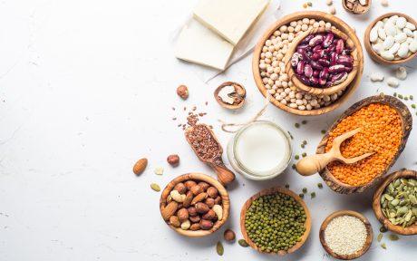 get protein on a vegan diet