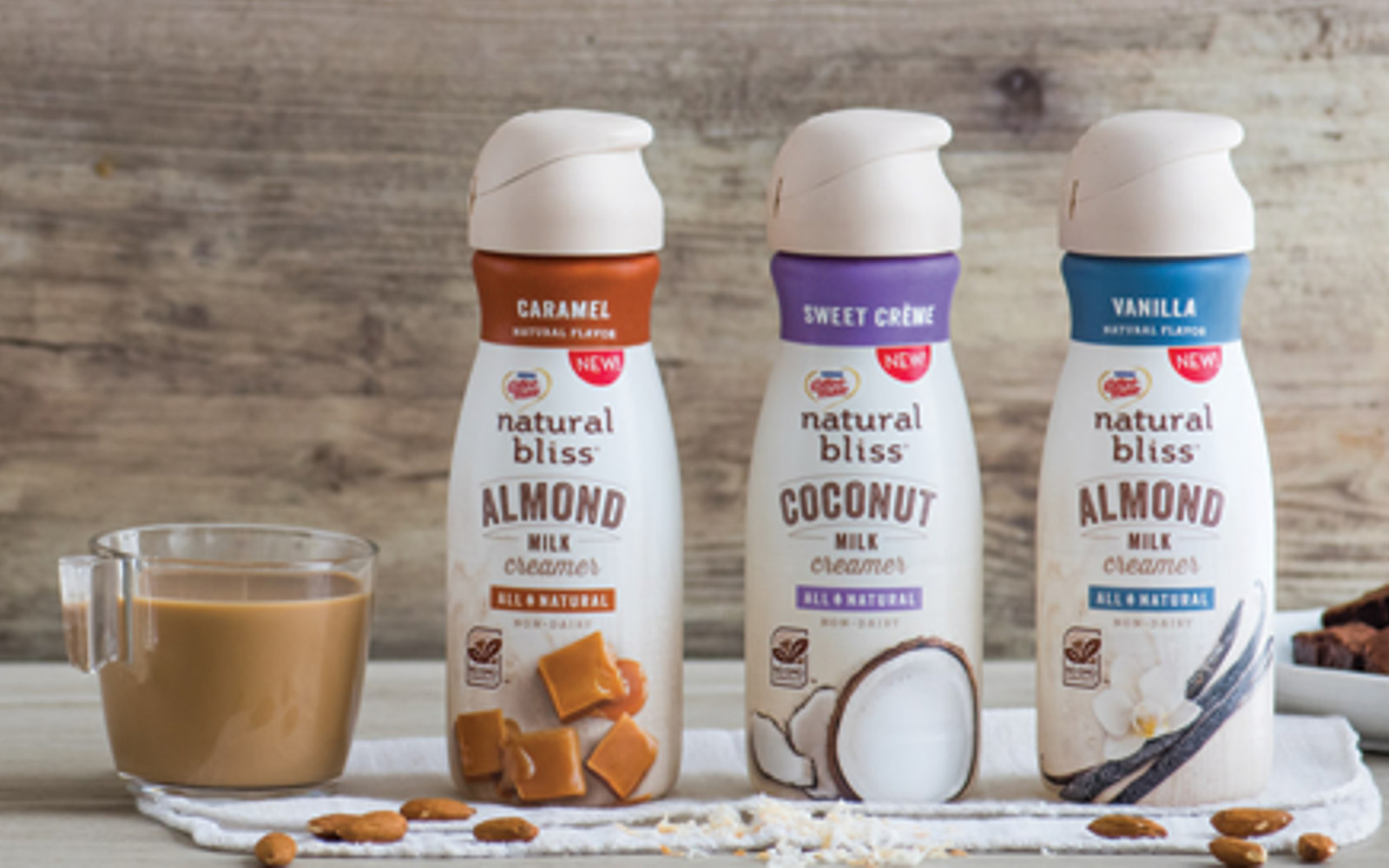 8 Dairy Free Coffee Creamers On The Market You Must Try One Green Planet