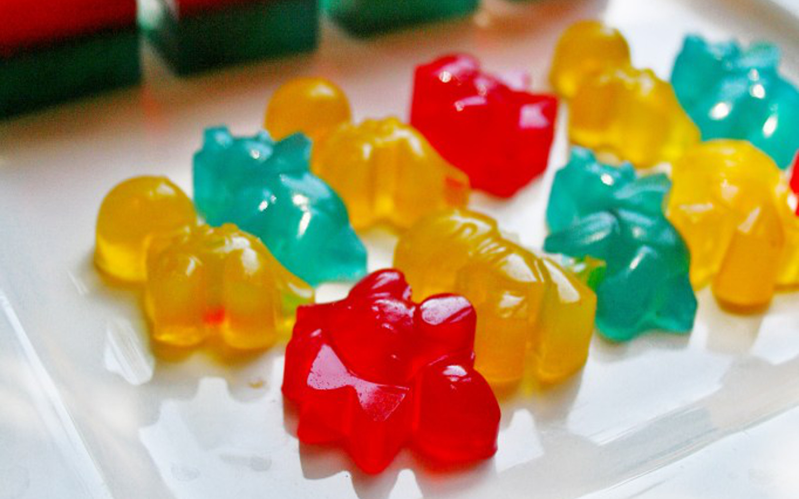 Homemade Gummy Bears Vegan Gluten Free One Green Planet,Types Of Onions For Cooking