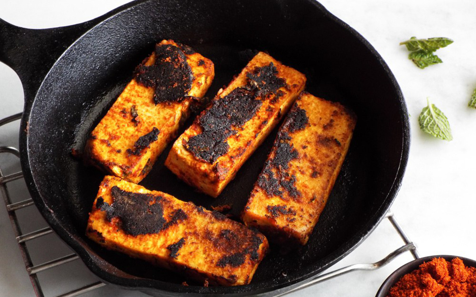 Tofu Steaks