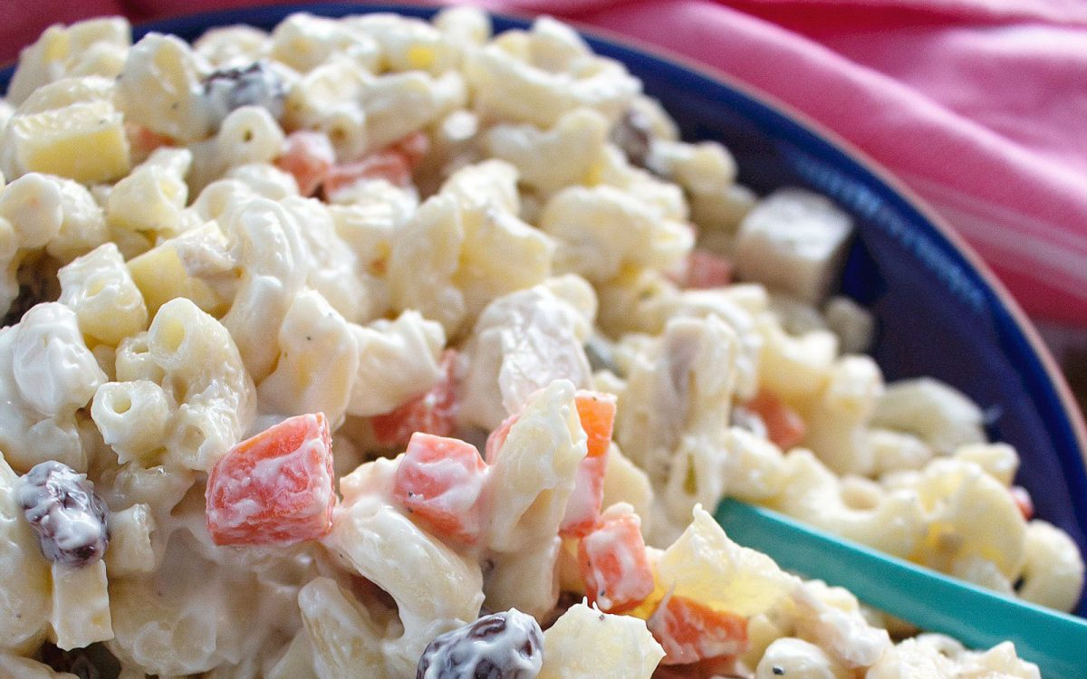 Chicken Salad Recipe Pinoy