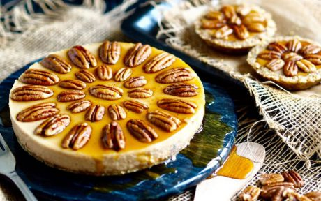vegan pecan pie recipes