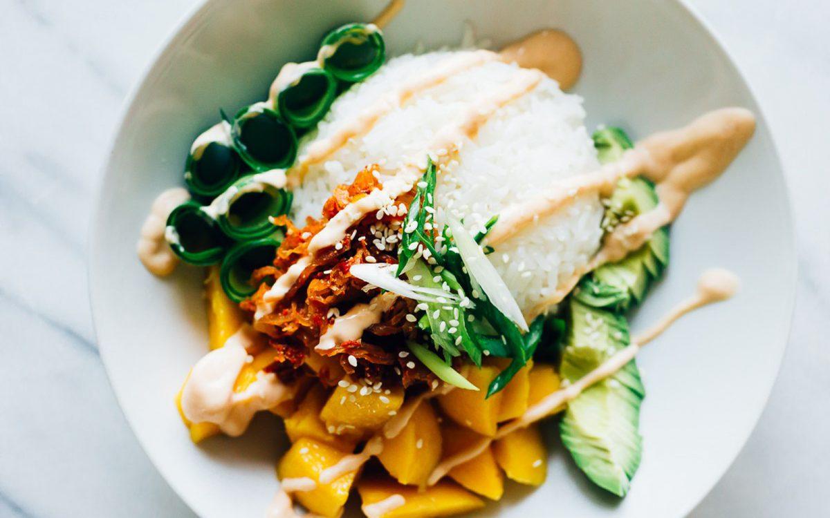15 Vegan Sushi Bowls and Rolls!