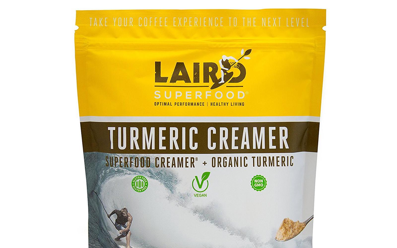 turmeric creamer