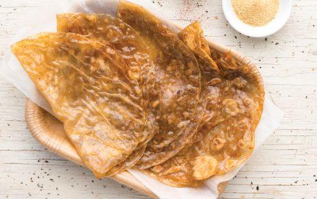 Vegan Rice Paper Ham Deli Slices