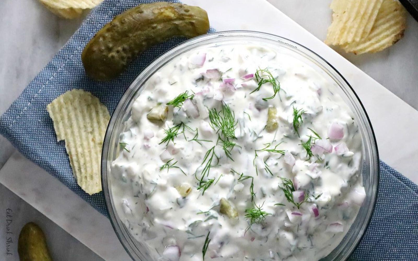 Jalapeño Pickle Dip