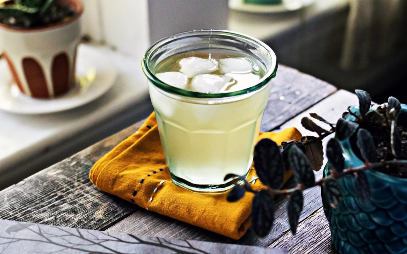 Cooling Herbal Tisane