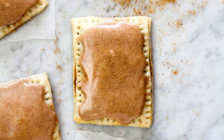 Vegan Coconut Sugar Cinnamon Pop Tarts