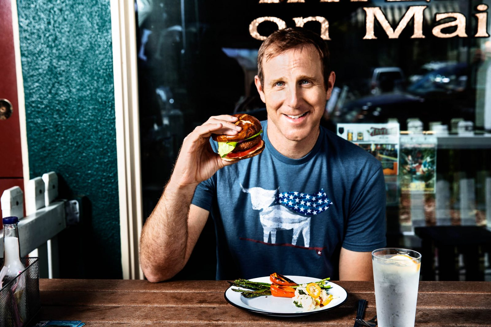 Let Them Eat Meat! Ethan Brown of Beyond Meat on Redefining Meat Using Plants