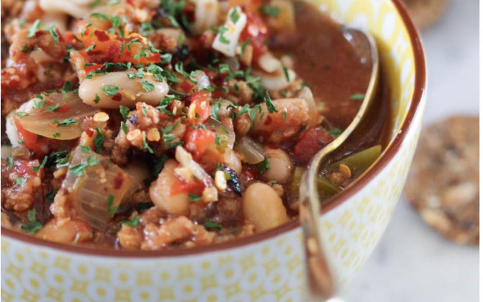 Vegan Beefless Stew