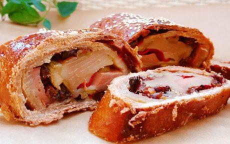 Vegan Ham Bread