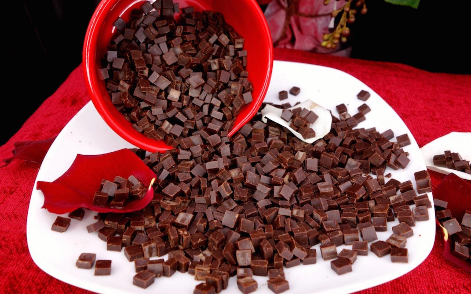 Easy Dark Chocolate Chips