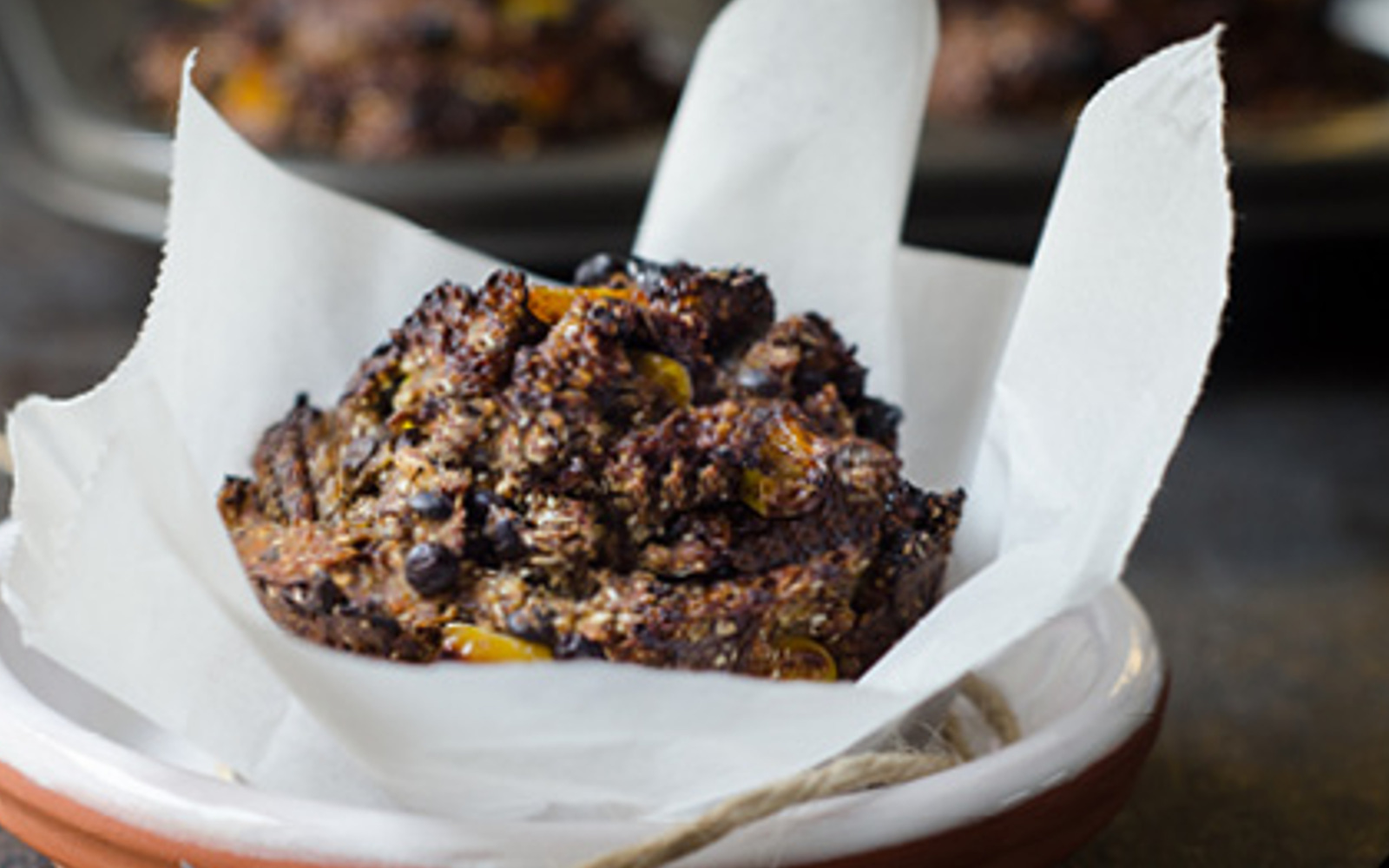 Protein BBQ Lentil Muffins [Vegan, Gluten-Free]