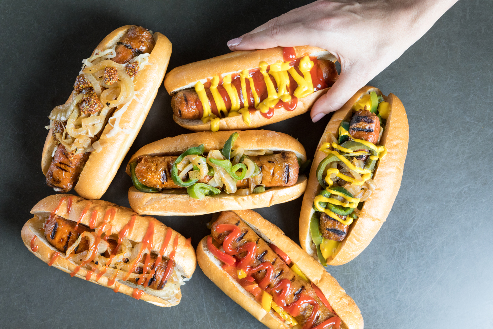 The Beyond Sausage Is Coming to Veggie Grill and Meat-Heavy Sausage Restaurant in LA!