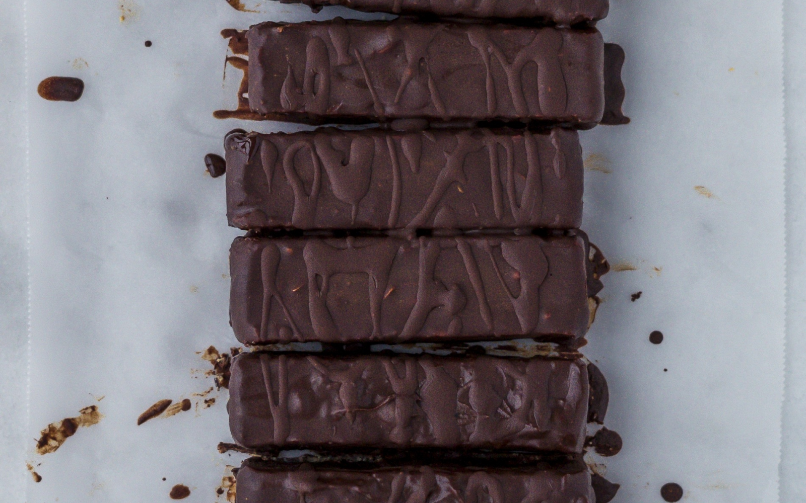 Vegan Gluten-Free Refined Sugar Free Snickers Bars