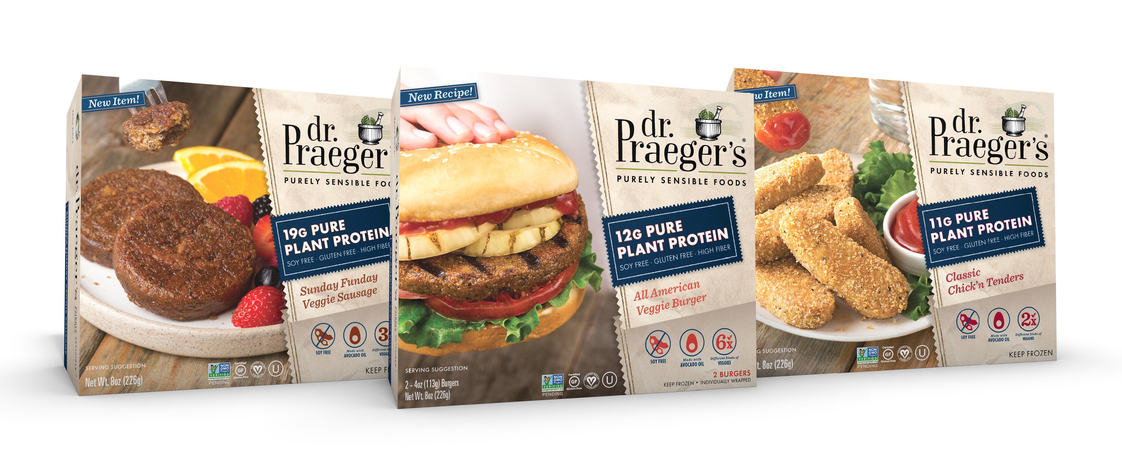 Dr. Praeger's Pure Plant Protein