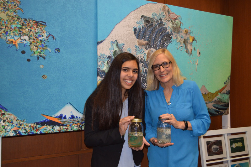 Meet the 15-Year-Old Activist Fighting to End Plastic Pollution