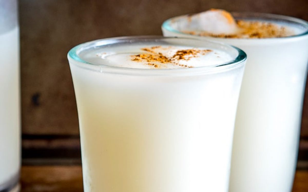 Vegan Mexican Horchata: Rice and Almond Drink