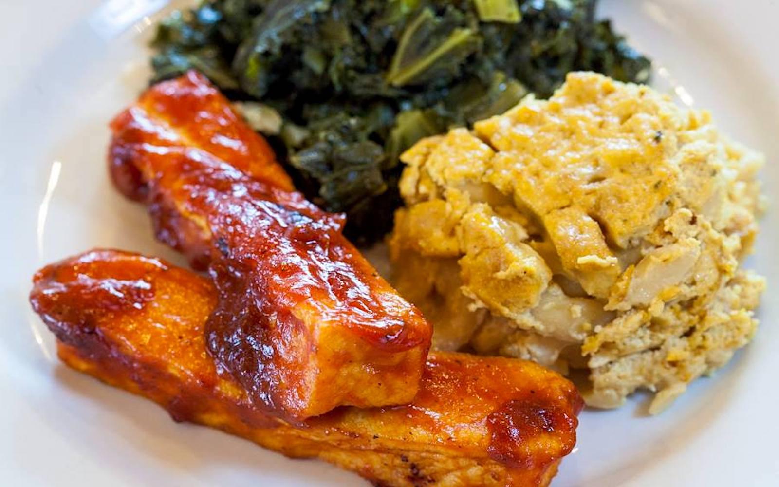 soul vegetarian vegan eats atlanta food