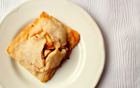 Personal-Sized Apple Pie [Vegan, Gluten-Free, No Refined Sugar]