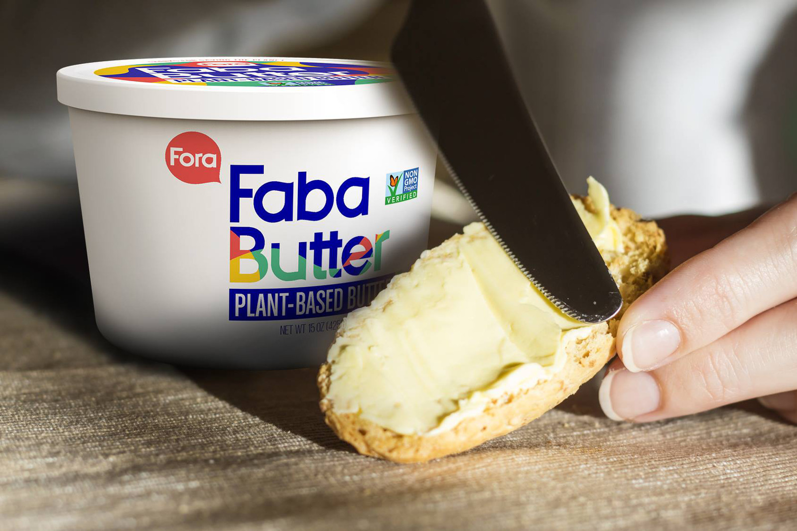 This Butter Is Palm Oil Free, Dairy-Free, Soy-Free ... And It's All Vegan